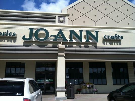 Jo ann store 5520 weslayan road houston tx location for Joann craft store hours