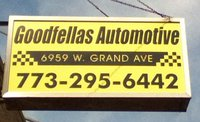 $50 for $75 Certificate at Goodfellas Automotive