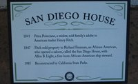 $15 for $25 deal at Historic San Diego House