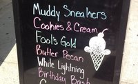 $5 for $10 deal at Dream Cream Ice Cream