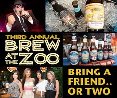 Miami New Times Brew At The Zoo!