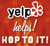 Yelp Helps: Hop To It!