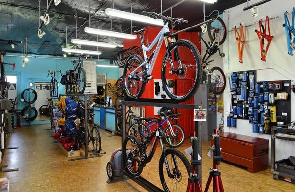 Salvagetti Bicycle Workshop