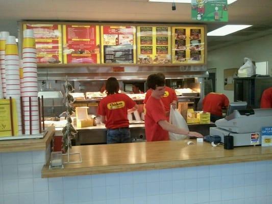 Chicken Restaurants In Keller Tx