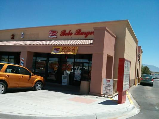 Fast Food Near Me Albuquerque