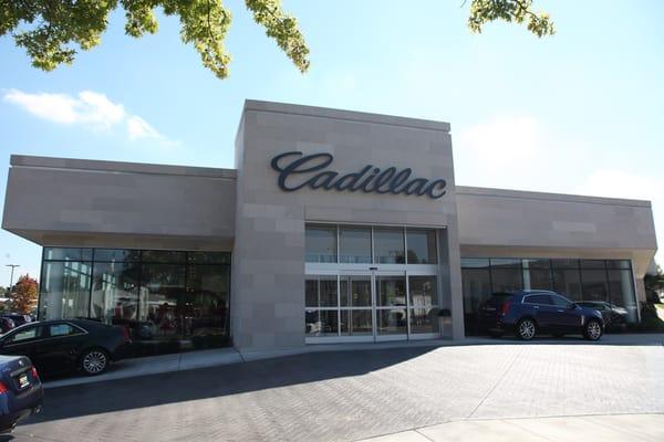 Car Body Repair Shops Near Me >> Lindsay Cadillac of Alexandria - Car Dealers - Alexandria ...