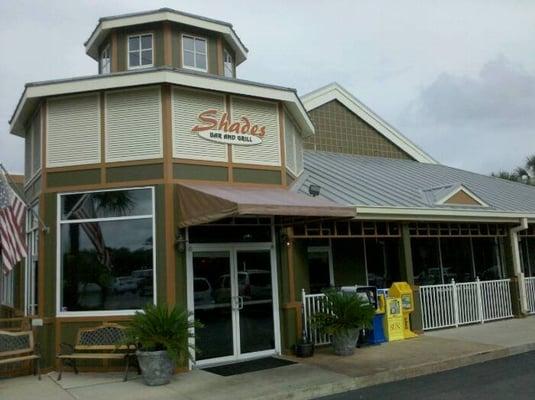 Shades Bar Amp Grill American New Panama City Beach