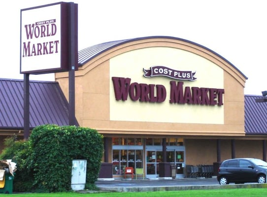 Cost Plus World Market Moved Stockton Ca Yelp