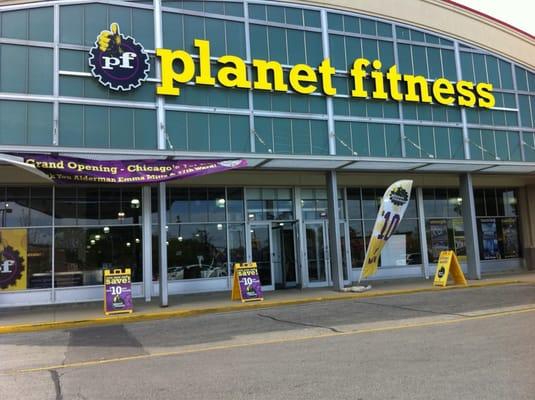 planet fitness chicago illinois