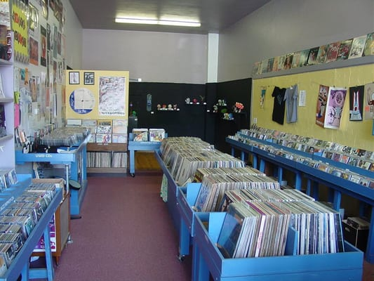 50 Hipster Record Stores