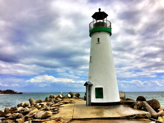 Santa Cruz Harbor Walton Lighthouse 75 Photos Parks