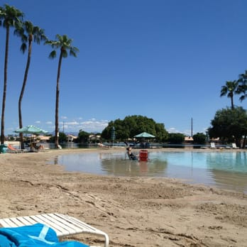 Val Vista Lakes Clubhouse Swimming Pools Gilbert Az