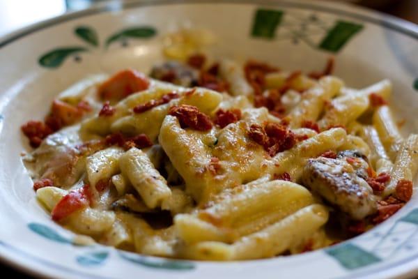 Olive Garden's Smoked Mozzarella Chicken | Yelp