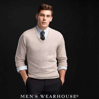 From sportswear to suits to tuxedos, Men's Wearhouse® offers the styles, personalized service and custom tailoring that has helped men look their best for the last 35 years.
