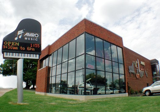 amro music stores inc howzye memphis tn yelp. Black Bedroom Furniture Sets. Home Design Ideas