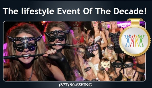 Lifestyles convention swingers las vegas