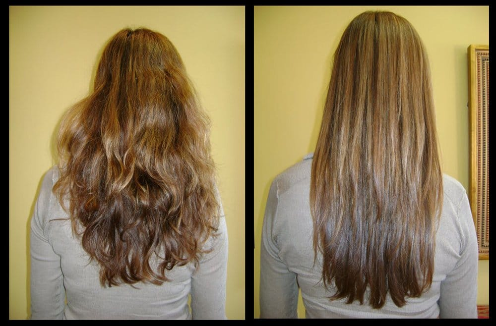 Before and After Brazilian Blowout | Yelp