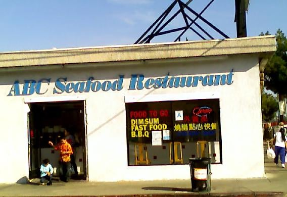 Seafood Restaurant In Chinatown Los Angeles
