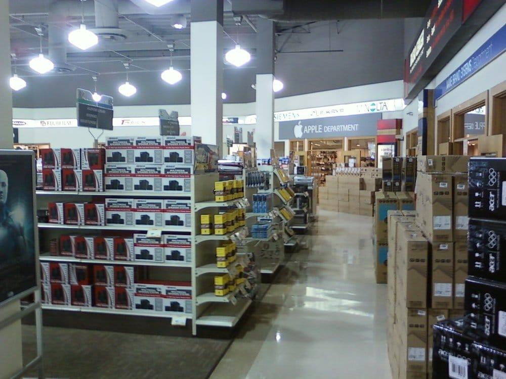 Microcenter sales tax / Papa john