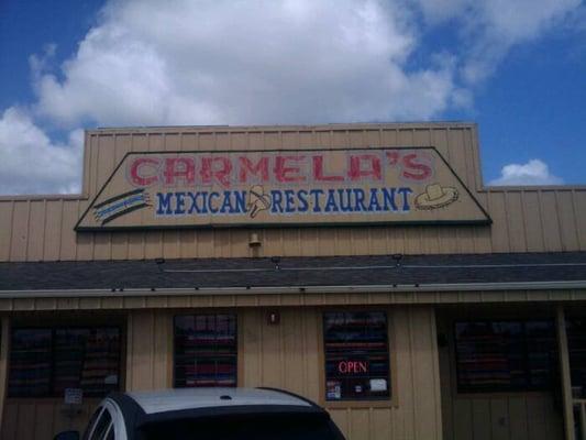 Carmela S Mexican Restaurant Beaumont Tx