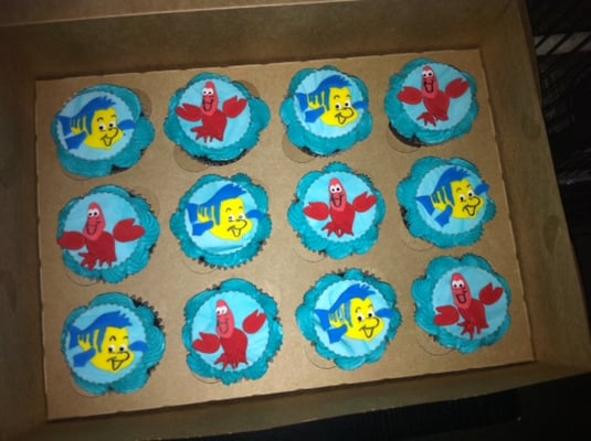 Flounder Amp Sebastian Cupcakes Yelp