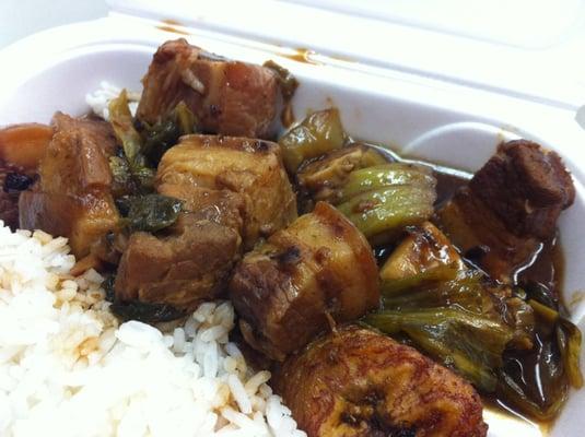 Pork & Ham Choy   Yelp