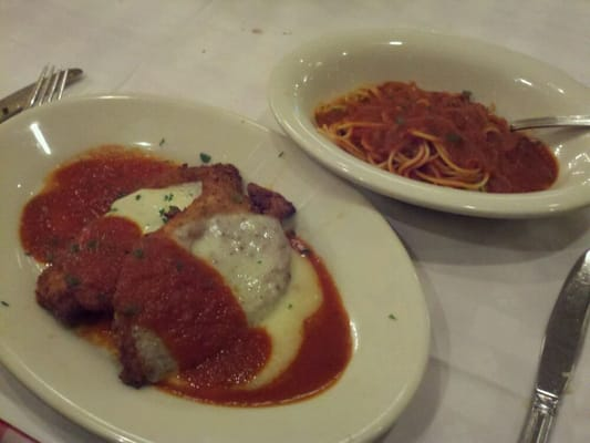 Maggiano S Restaurant Copycat Recipes Chicken Parmesan