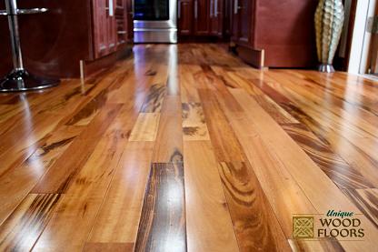 Brazilian Tigerwood Hardwood Floors Yelp