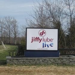Jiffy Lube Live Bristow Va