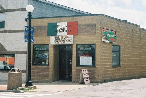 Italian Restaurant Near Me: Vinny's Italian Restaurant - Clarion, PA