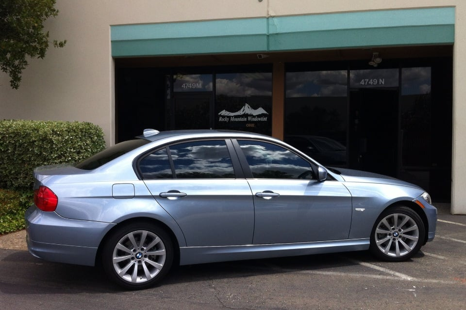 Bmw 328i With 30 Formulaone Tint Yelp