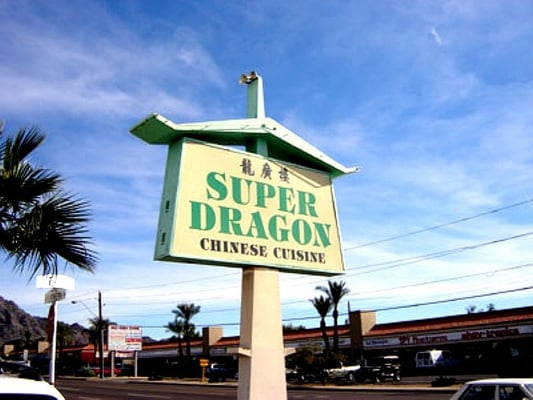 Super Dragon Chinese Food Phoenix