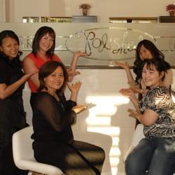 Polished Nail Bar Amp Hair Salon Hair Salons Hatboro Pa Yelp