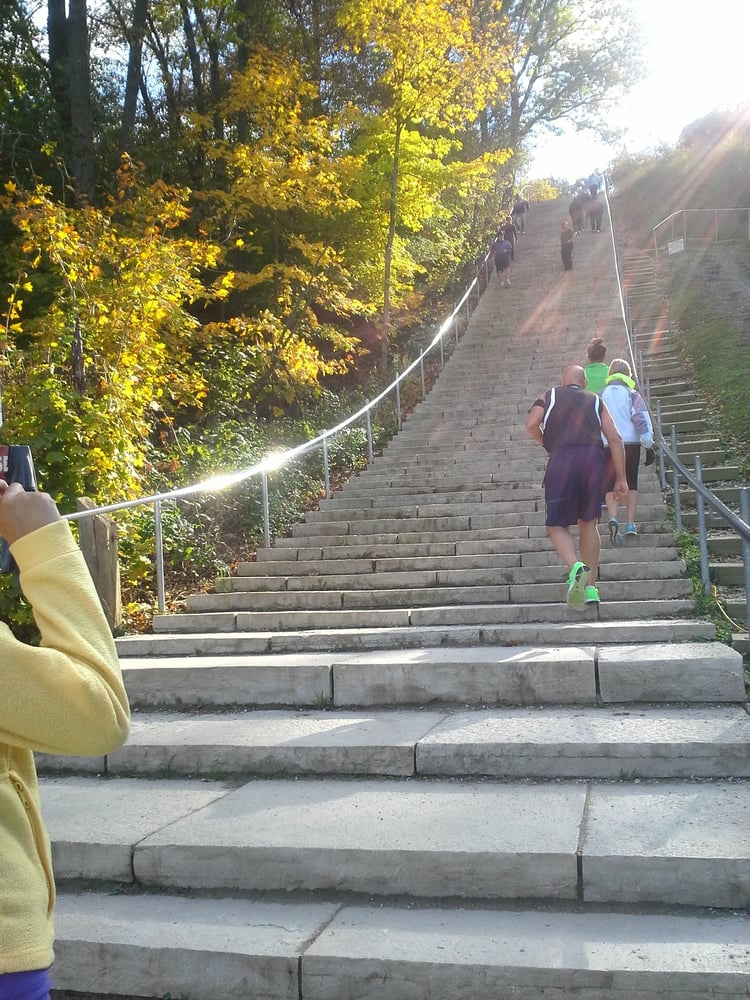 Swallow Cliff Stairs 109