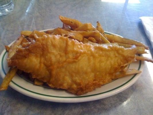 Ye Olde English Fish & Chips Restaurant - Woonsocket, RI ...