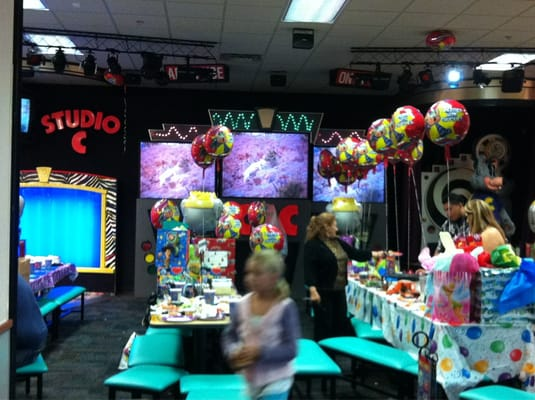 Chuck E. Cheese's - College Ave., San Diego, California - Rated based on Reviews