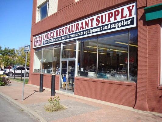 Index Restaurant Supply