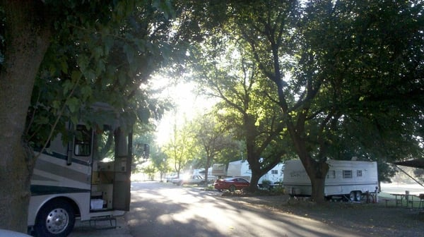 Sacramento River Rv Park Redding Ca United States Yelp