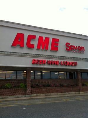 Acme Food Markets Website