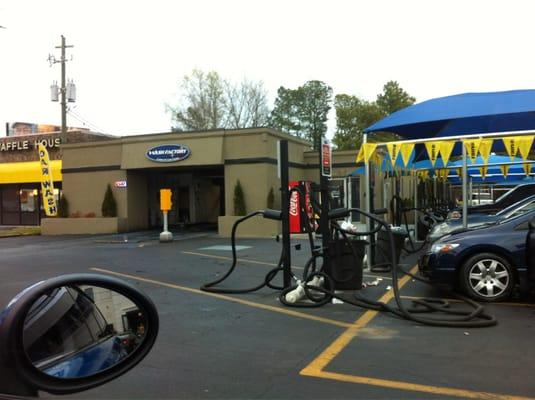 Car Wash Atlanta: Express $4 Car Wash