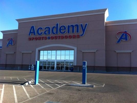 El Paso Sports Academy 85