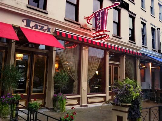 Find Web Design Company In Cleveland Ohio Near Me: Taza A Lebanese Grill