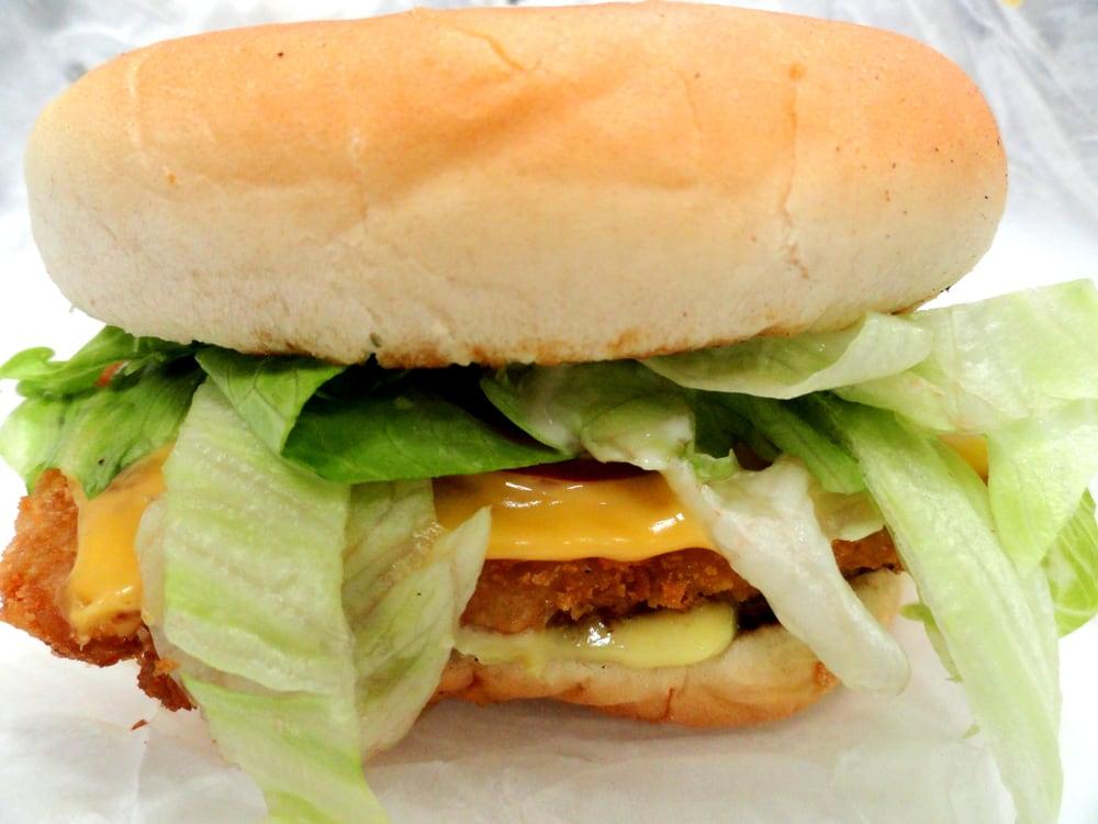 Cheese Fish Sandwich Yelp