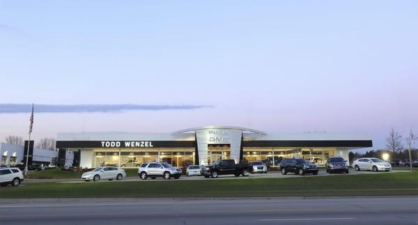 Todd Wenzel Gmc >> Todd Wenzel Buick GMC - Grand Rapids, MI | Yelp