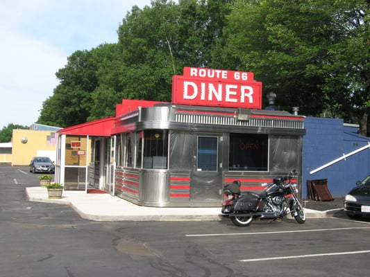 Route 66 Diner 13 Photos Diners Springfield Ma