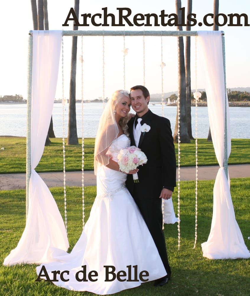 Wedding Chuppahs For Sale: South Floridajpg By Artistic Arch And Chuppah Rentals By