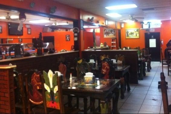 Mexican Restaurant Oak Ridge Orlando