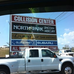 North Park Collision Repair Only logo