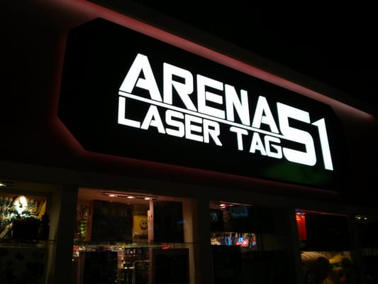 Laser Tag At Main Event Yelp