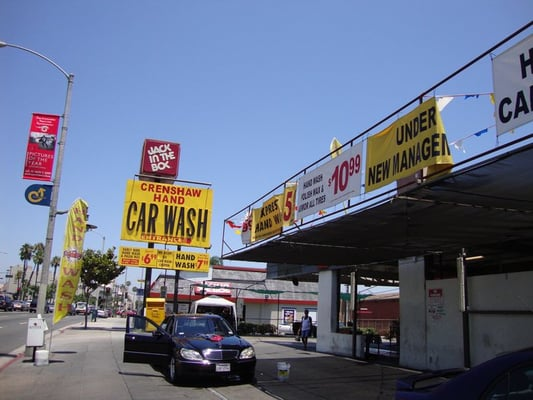Car Wash Near Me Prices >> Crenshaw Car Wash - Leimert Park - Los Angeles, CA | Yelp